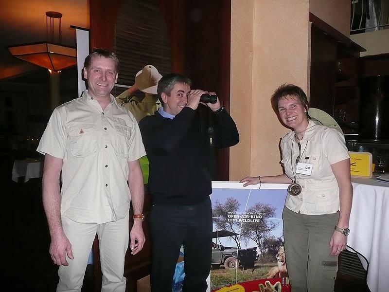 Länderabend Südafrika 2008