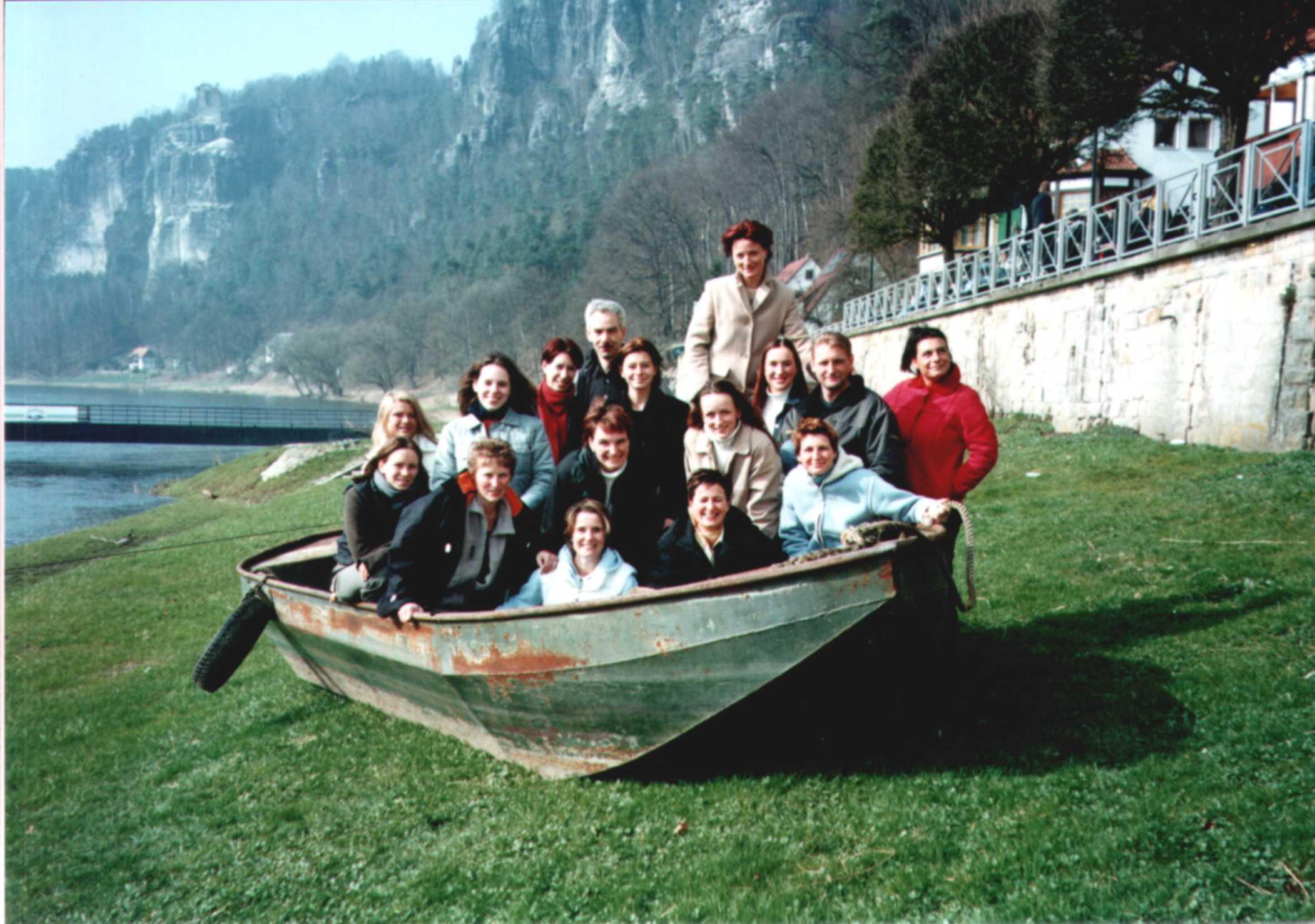 Unser Team 2003